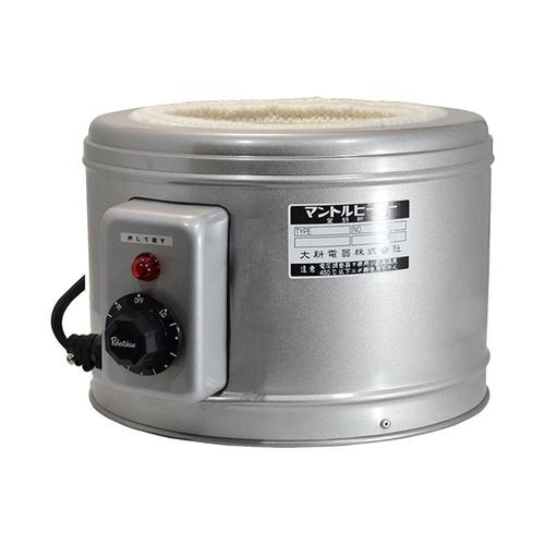 アズワン マントルヒーター入力調節器付き(ビーカー用) GBR-100 1台 [1-164-07]