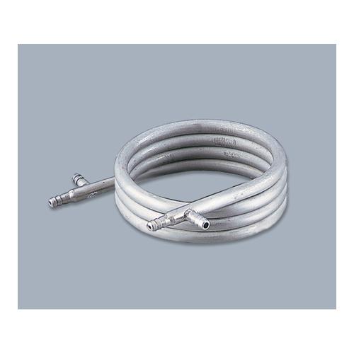 アズワン 二重管式熱交換器(ステンレス) 1個 [1-8979-01]