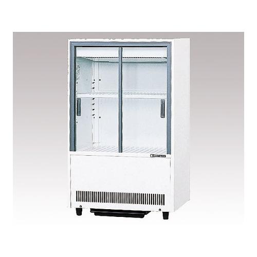 アズワン 冷蔵ショーケース 563×376×493mm 1台 [1-4459-05] [個人宅配送不可][送料別途お見積り]