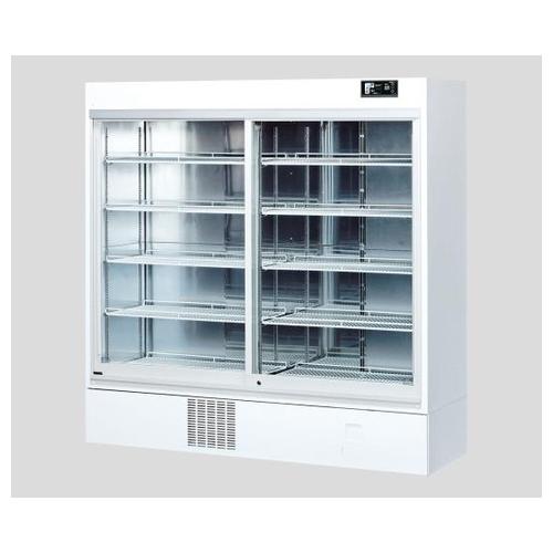 アズワン 薬用冷蔵ショーケース 1002L 1台 [2-1199-02] [個人宅配送不可][送料別途お見積り]
