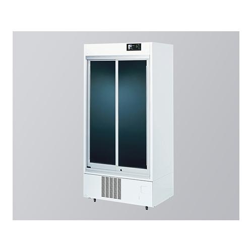 アズワン 薬用冷蔵ショーケース 550L NHガラス(遮光タイプ) 1個 [2-1199-05] [個人宅配送不可][送料別途お見積り]