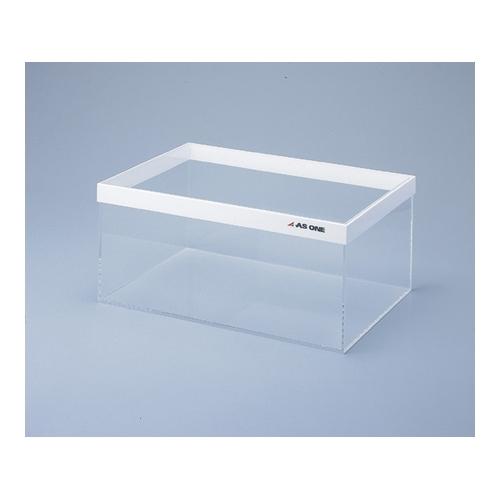 アズワン ラコムエース(デジタル恒温器平型)用 アクリル水槽(大) 21L 1個 [1-103-04]