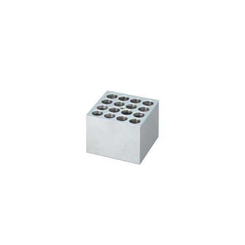 アズワン ドライブロックバス用アルミブロック 試験管18mm 20本用 1個 [1-4155-07]