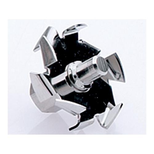 アズワン 高速電子制御撹拌機(EUROSTAR 20 high speed digital/control)用 溶解型撹拌羽根 φ42 1個 [1-9944-13]