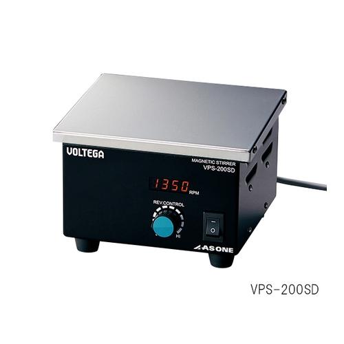 アズワン VOLTEGAパワースターラー(SUS天板)デジタルタイプ 200×200mm 1個 [3-6758-02]