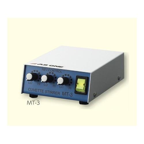 アズワン キュベットスターラー用コントローラー 個別制御(3出力)タイプ 1個 [3-9511-02]