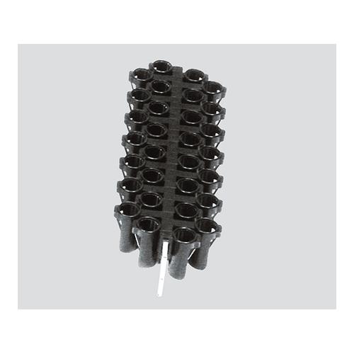 アズワン インテリミキサー用 9mm径テストチューブラック 1個 [3-5570-17]