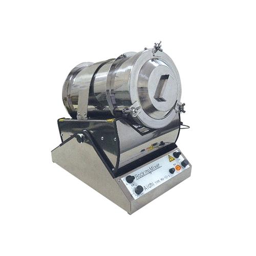 アズワン 乾式粉体混合機(ロッキングミキサー) ステンレス容器付 1台 [2-9546-02]