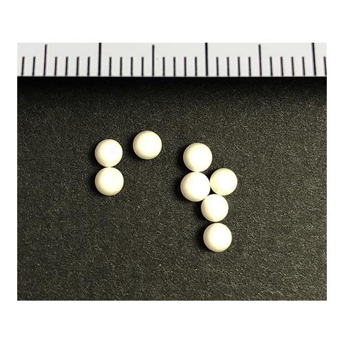 アズワン ビーズ式粉砕機 セラミックビーズ(φ2.8mm) 1袋 [4-461-17]