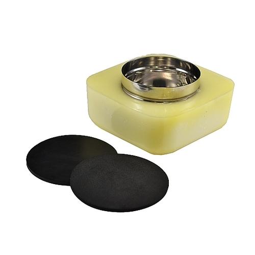 アズワン 凍結粉砕機用カップ ウレタン付き 1個 [5-3252-14]