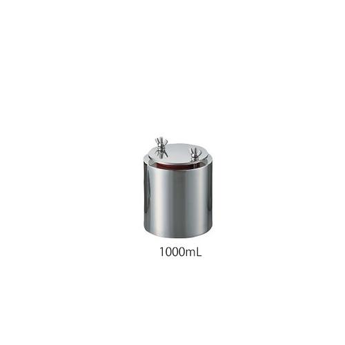 アズワン ステンレスポットミル 1000mL 1個 [1-3951-02]