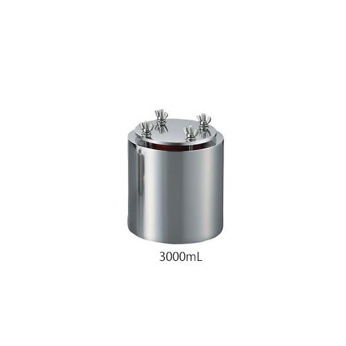 アズワン ステンレスポットミル 3000mL 1個 [1-3951-03]