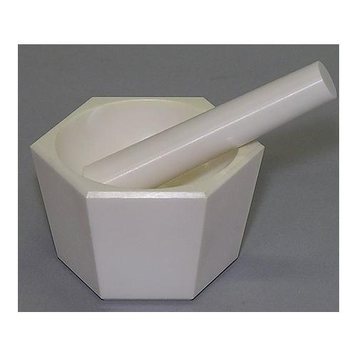 アズワン ジルコニア 乳鉢セット 乳棒付き 1セット [5-3468-02]