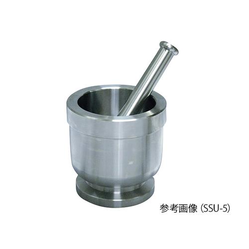 アズワン ステンレス乳鉢(深型)内寸Φ120×115mm 1個 [3-7614-05]