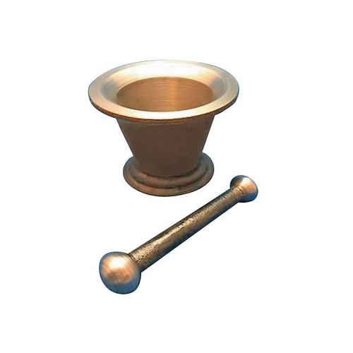 アズワン 鉄製乳鉢(乳棒付き) 1個 [3-9421-01]