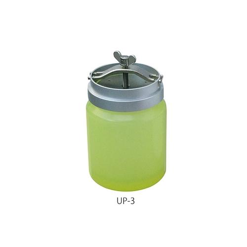 アズワン 樹脂製粉砕容器 ウレタン 3L 1個 [3-9561-02]