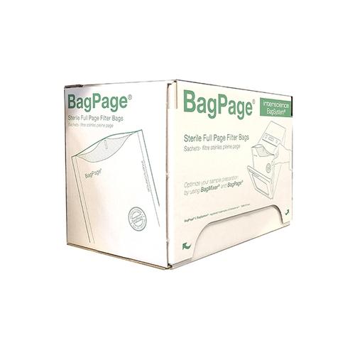 アズワン バッグミキサー(R)ミキサー用袋 フィルター付き 1袋(500枚入り) [5-5042-11]