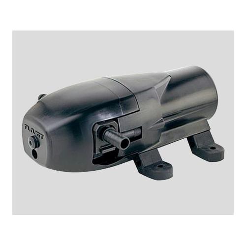 アズワン 小型圧力ダイヤフラムポンプ 2.8kg/cm3 1台 [1-8345-11]