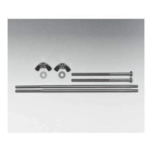 アズワン イージーロードポンプヘッド2 連装用取り付け金具 3連用 1個 [1-9248-12]