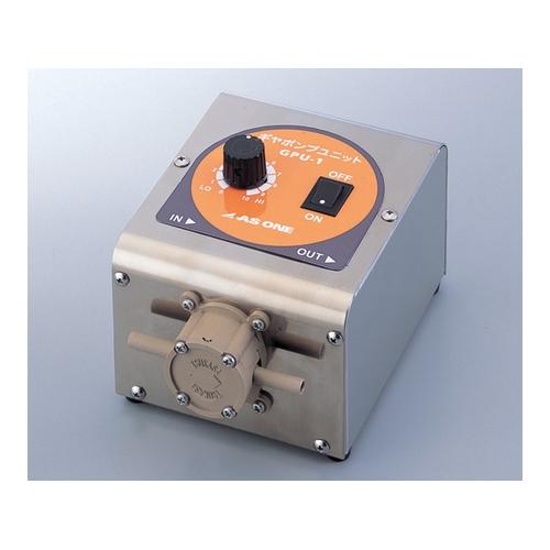 超爆安 [2-8156-01]:セミプロDIY店ファースト 小型耐薬ギヤポンプ アズワン 1台-DIY・工具