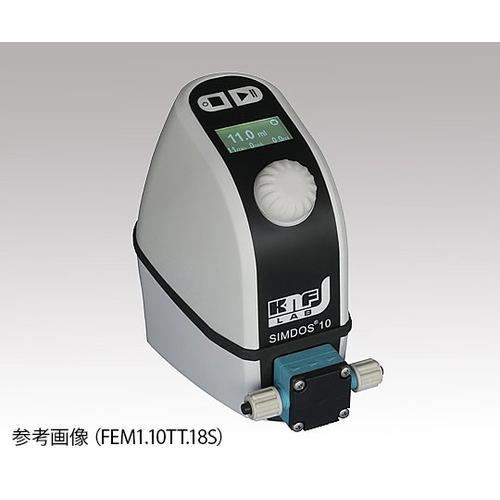 アズワン 耐食型ダイアフラム定量ポンプ(SIMDOS FEM1.10) 100mL/min 1台 [1-1837-03]
