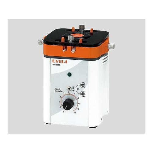 アズワン 定量送液ポンプ(マイクロチューブポンプ) 10~1450×2本掛 1台 [1-2111-11]
