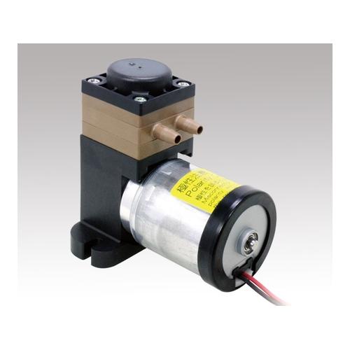 アズワン 小型液体ダイアフラムポンプ 400mL/min DC12V 1個 [1-2398-01]