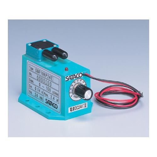 アズワン 超微量ダイヤフラム式定量ポンプ 100mL/min AC100V 1台 [1-5797-03]