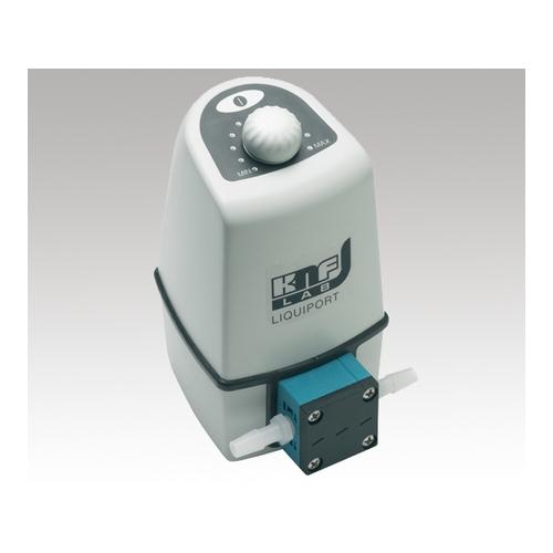 アズワン ダイヤフラム式送液ポンプ 1300mL/min NF100TT18S 1台 [1-9888-01]