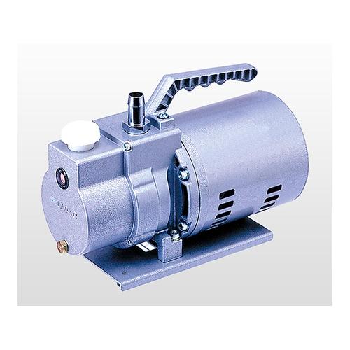 アズワン 油回転真空ポンプ(小型直結型) 156×295.5×199.5mm 二段式 1台 [1-672-06]