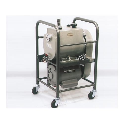 アズワン ベルト駆動式油回転真空ポンプ 1台 [1-8785-02]