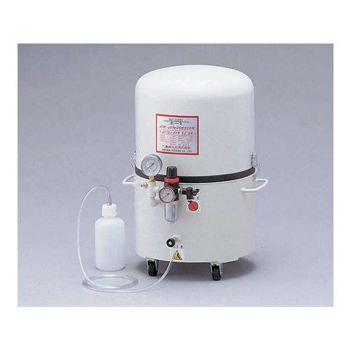 アズワン 低騒音オイルレスコンプレッサー(カプセルコン・R&D用) 1台 [1-5004-01]