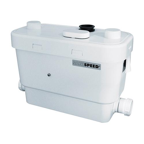 アズワン 排水圧送用ポンプ サニスピード 1個 [7-3895-01]