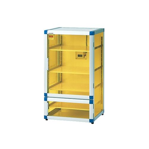 アズワン フロストドライデシケータBG(UVC&制電) 574×611×1085mm 強化プラスチック棚板 1個 [3-6753-01]