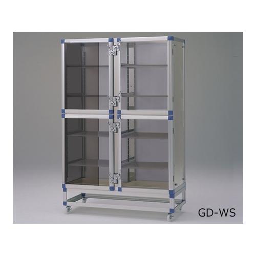 アズワン ガス置換デシケーター(SUSウォールタイプ) 1台 [1-9015-04] [個人宅配送不可]
