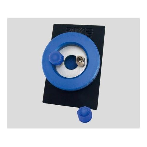 アズワン FT-IR用セル 組立液体セル用窓材 アルミニウム 1個 [2-9779-01]