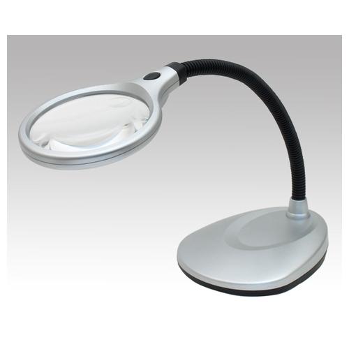 アズワン LEDスタンドルーペ 1台 [1-2457-01]