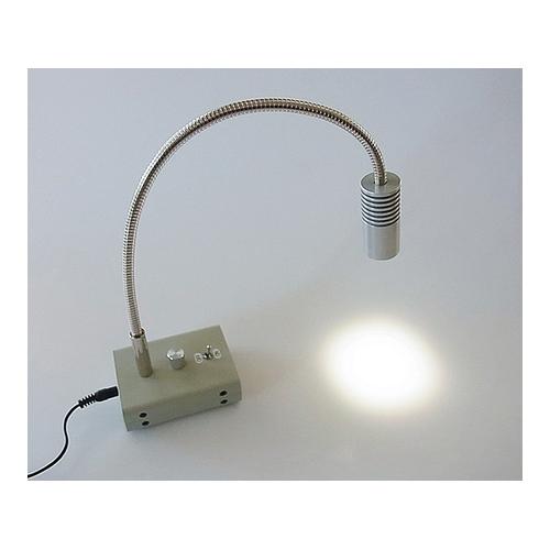 アズワン 顕微鏡用LED照明 高照度スポット照明 1台 [3-7518-01]