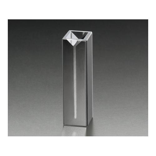 アズワン 石英ブラックマイクロセル(10×2mm) 1個 [1-1300-02]