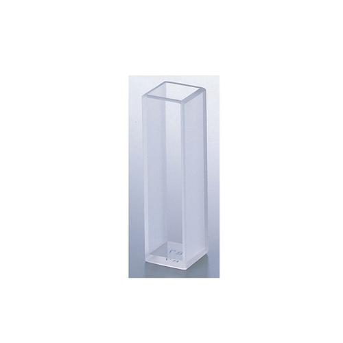 アズワン 分光光度計用標準石英セル(2面透明) 1個 [2-7644-01]