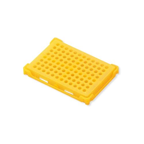 アズワン PCRラック オレンジ 本体×20個入 1箱(20個入り) [1-4309-04]
