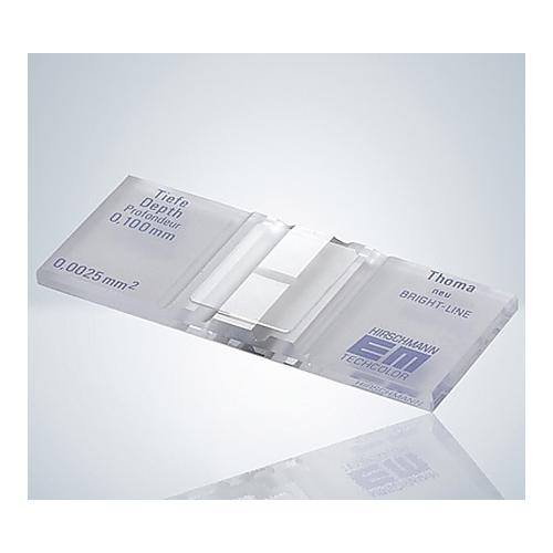 アズワン カウンティング・チェンバー 血球計算盤 ブライトライン仕様(トーマ) 1セット [2-5390-05]