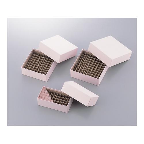 アズワン フリーズボックス 133×133×53mm 1箱(10個入り) [2-5755-12]