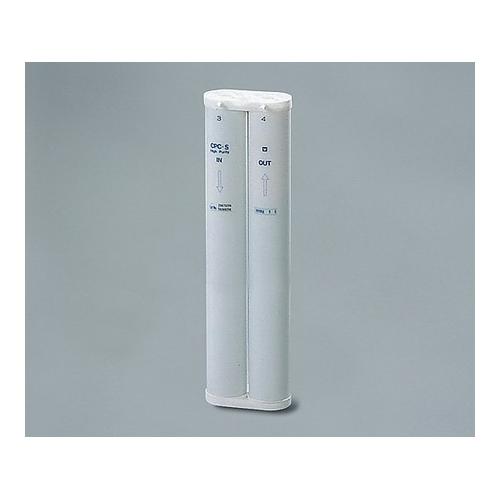 アズワン 純水製造装置(オートスチル(R))用 イオン交換カートリッジ CPC-S 1個 [1-1895-12]