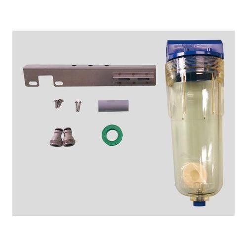AS ONE 分析 現品 特殊機器 濃縮 純水機器 純水製造用樹脂 フィルター FT-250B3 イオン交換樹脂式カートリッジ純水器 4 1セット アズワン 取付金具付き 1-3705-26 HMB-FT フィルターハウジング 新作販売