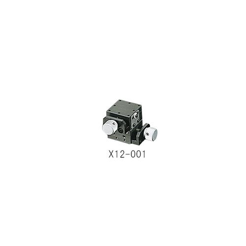 アズワン ステージ XY軸 25×25mm 1個 [3-5128-08]