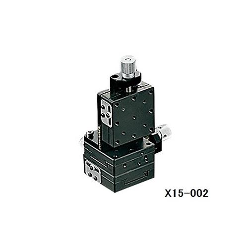 アズワン ステージ XYZ軸 40×40mm 1個 [3-5128-21]