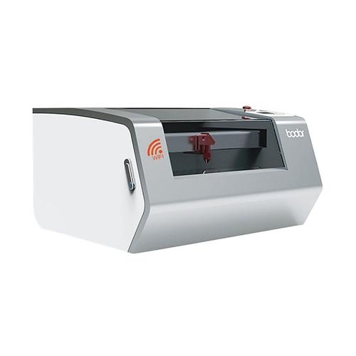 アズワン CO2レーザー彫刻・切断加工機 40Wオールインワンタイプ 1個 [3-6832-01] [個人宅配送不可][送料別途お見積り]