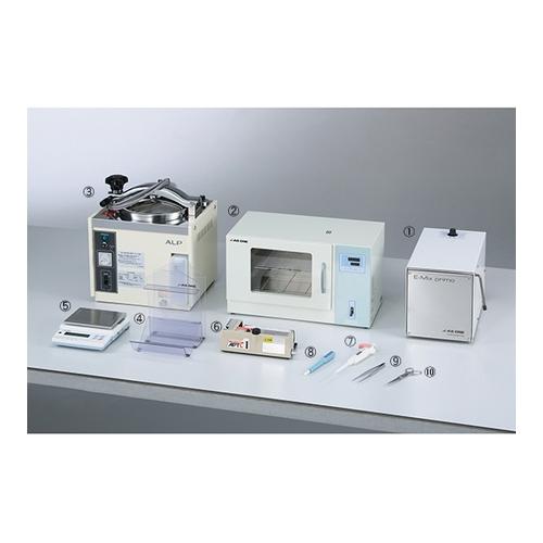 アズワン 食品微生物検査キットDDSマスター3 1セット [2-7570-31]