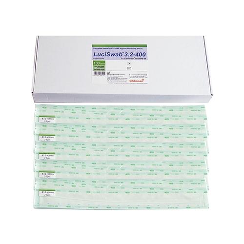 アズワン ルシスワブ Φ3.2×400mm(長軸綿棒) 1箱(100袋入り) [61-9632-76]